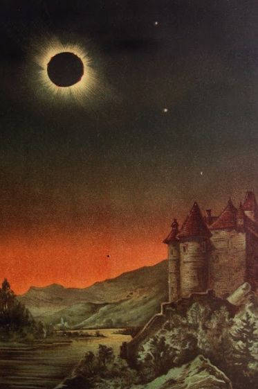 peace in mind: Astrology And Solar Eclipse - What Does ...