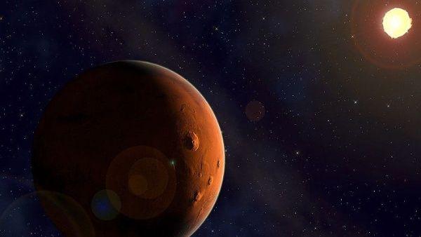 Conozca cómo son los amaneceres y atardeceres en Marte