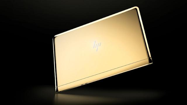 HP lança dois, laptops, incrustado de diamantes e banhados a ouro