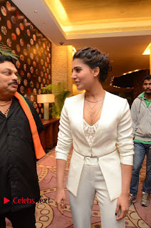 Samantha Pictures at Janatha Garage Thanks Meet    ~ Bollywood and South Indian Cinema Actress Exclusive Picture Galleries