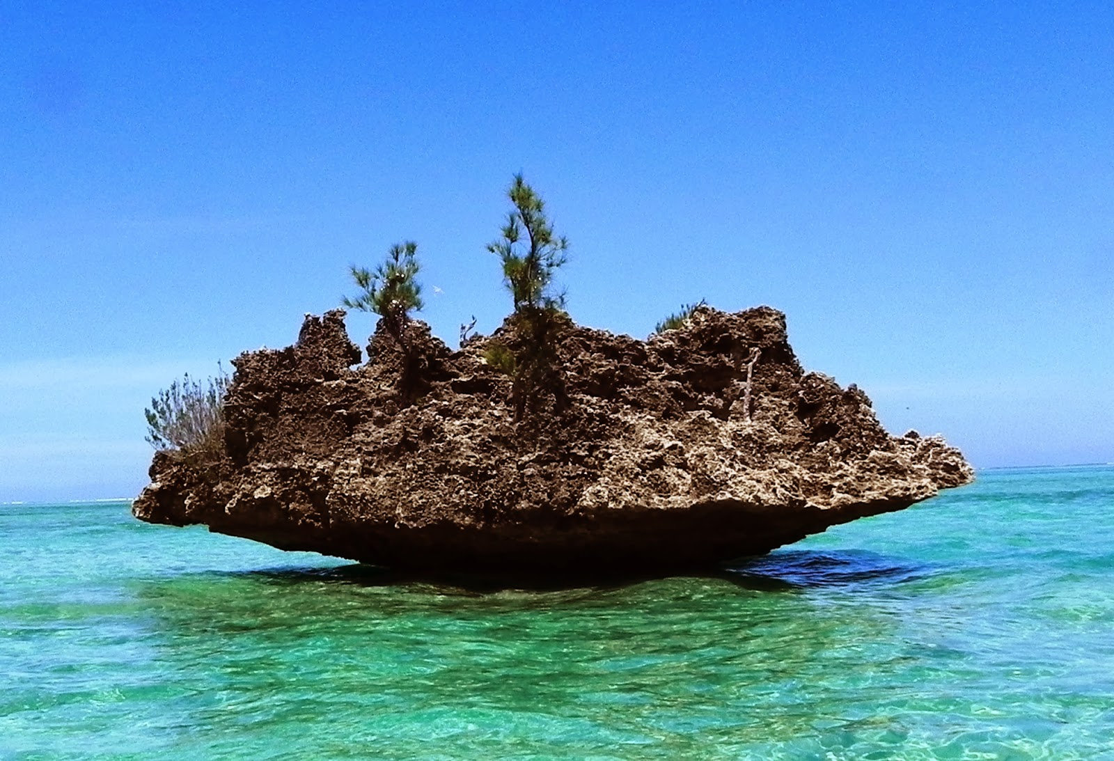 Koralleninsel