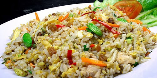 Resep Cara Membuat Nasi Goreng Singapore Enak - Blog Kang Hamzah