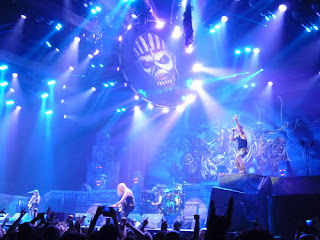 Iron Maiden, Madrid, Book Of Souls, Palacio de los Deportes,