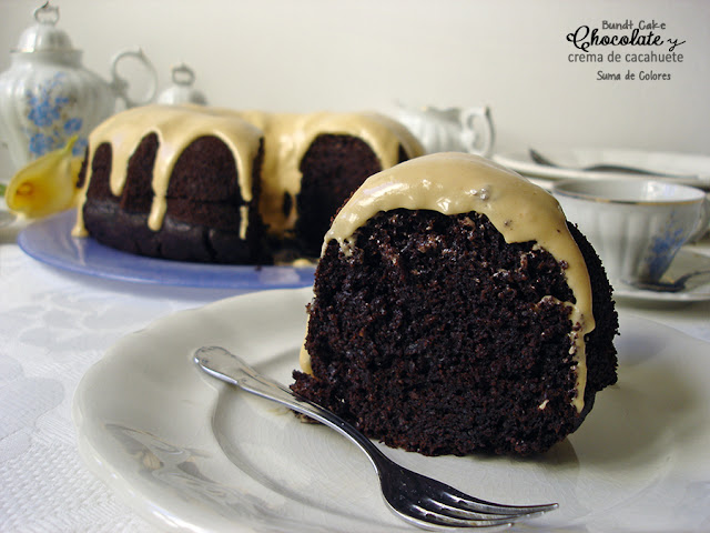 Bundt-cake-chocolate-cacahuete-3