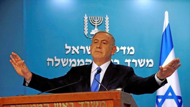 Israelíes creen que Netanyahu debe dimitir por corrupción