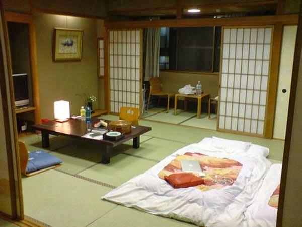 Kamar Tidur Jepang Sederhana  desain kamar tidur jepang modern minimalis idaman