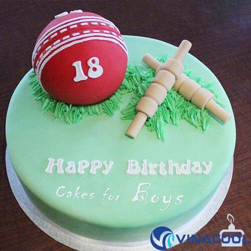 Lựa chọn bánh sinh nhật nào phù hợp cho bé trai
