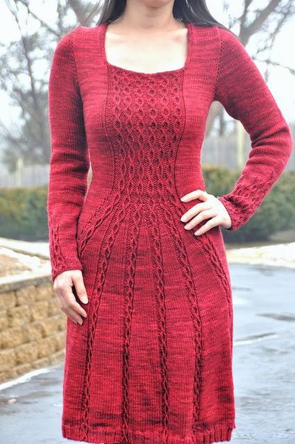 Modification Monday: Cabletta Wannabe - Knitted Bliss