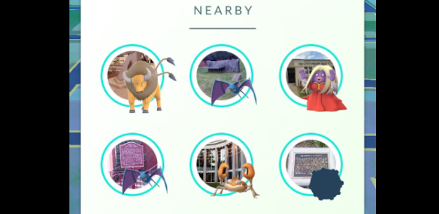 Pokémon GO por fin nos brinda un sistema de localización en condiciones