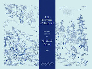 Les Travaux d'Hercule, de Gustave Doré (éditions 2024)