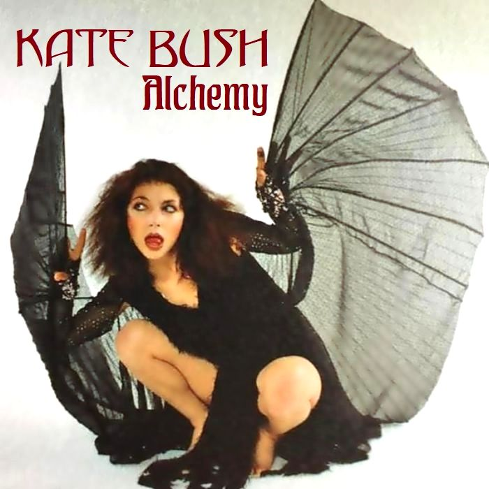 Albums I Wish Existed: Kate Bush - Alchemy (1994)