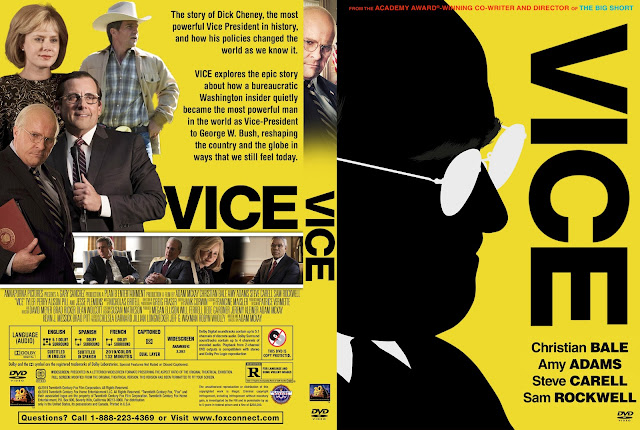 Vice DVD Cover