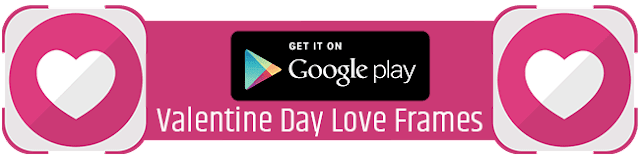 Valentine Day Romantic Love Frames