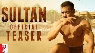 Sultan Teaser 1 _ Salman Khan _ Anushka Sharma _ EID 2016