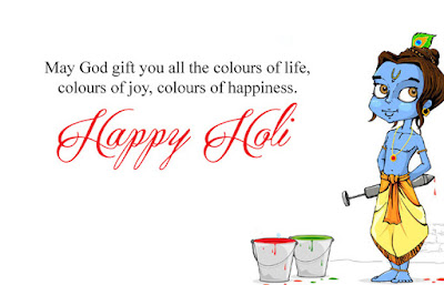 Holi Wishes Messages