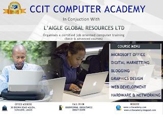 CCIT Computer Academy
