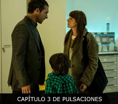 capitulo 3 de la serie pulsaciones en Antena 3