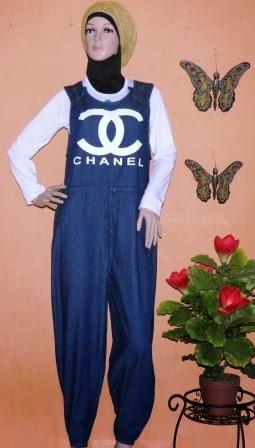 Overall Celana Chanel GJ1067