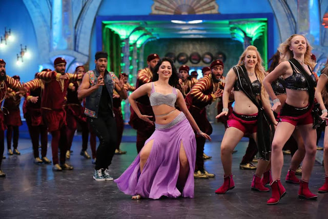 Tamanna HOT Item Song In Jaguar