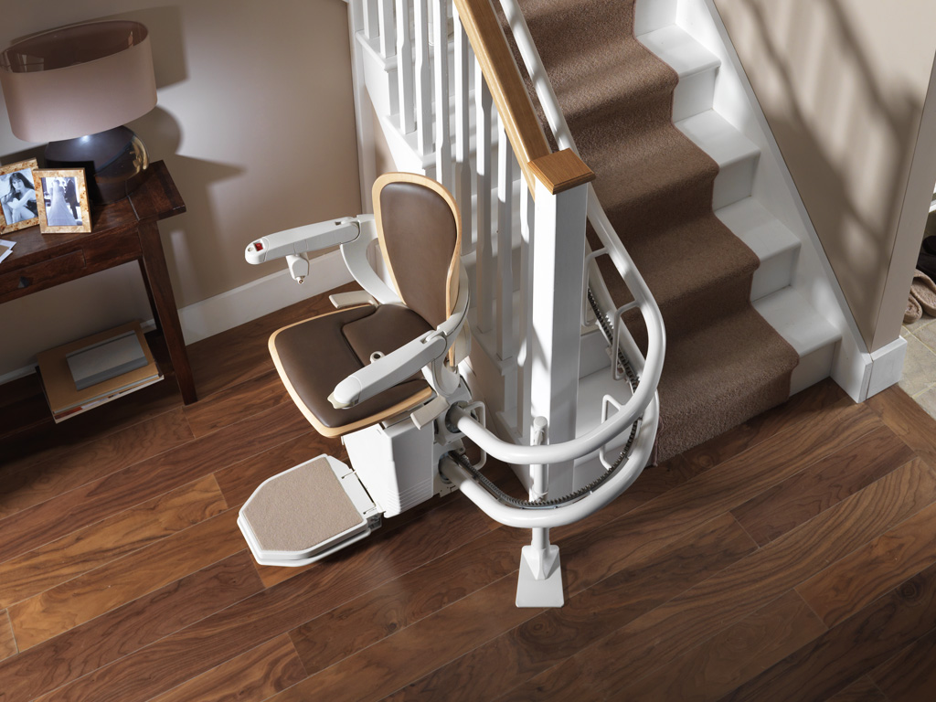 Chair Lift For Stairs Cost Stair Lifts Starla Stairlift Images