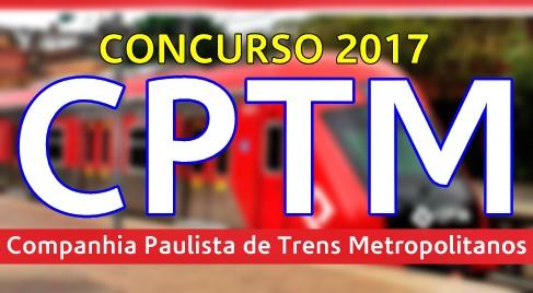 Concurso CPTM SP 2017