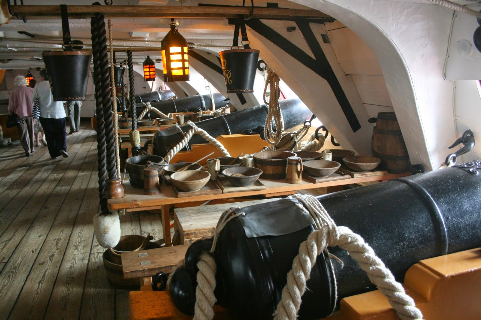 heller hms victory instructions