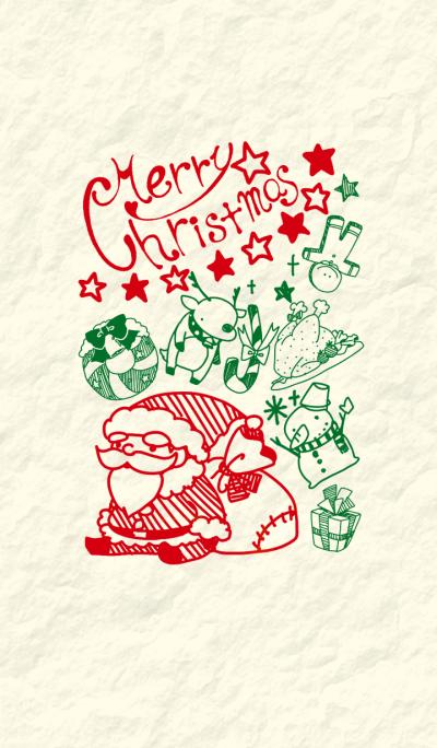 Merry Christmas Theme2