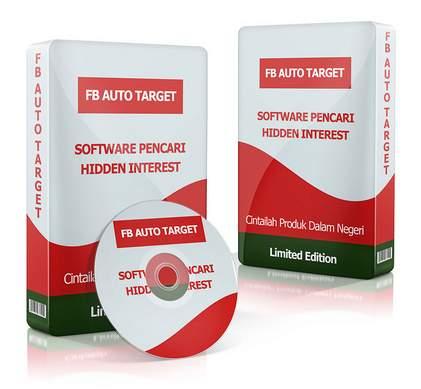FB Auto Target - Software Pencari Hidden Interest di Facebook