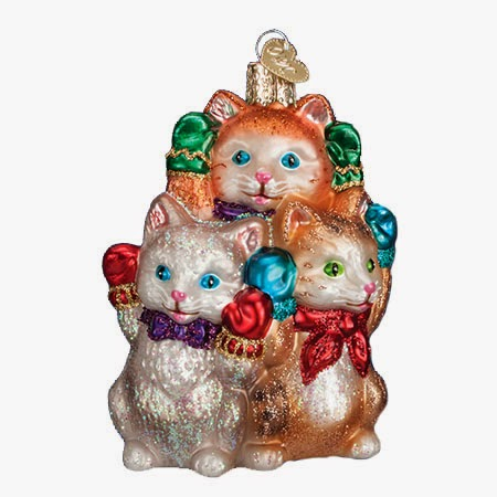 http://www.trendyornaments.com/three-little-kittens-christmas-ornament-old-world-christmas.html