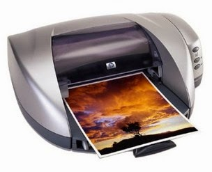 HP Deskjet 5550 Color Inkjet Printer Driver Download