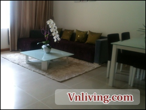 2 Bedrooms for rent in Saigon Pearl apartment Binh Thanh District