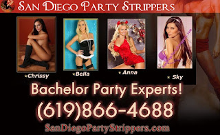 San Diego Party Strippers