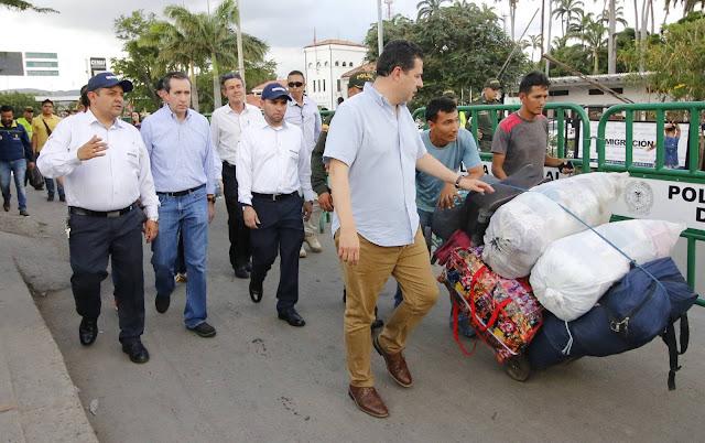 El éxodo venezolano, de crisis migratoria a prioridad humanitaria