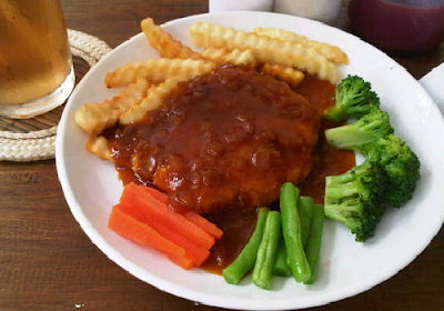 Resep Steak Tempe Renyah
