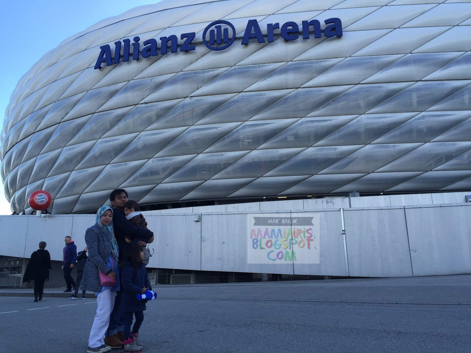 Bayern Munich Stadium