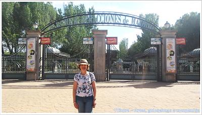 Madrid; Viagem Europa; Turismo na Espanha; Parque Casa de Campo
