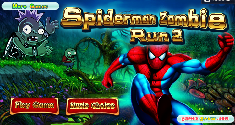 Game design blog spiderman zombie run 2