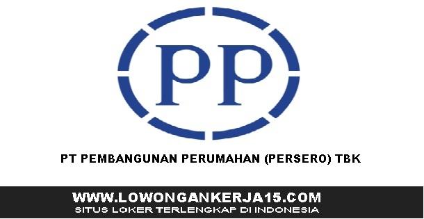 Lowongan kerja PT PP (PERSERO)Tahun 2017