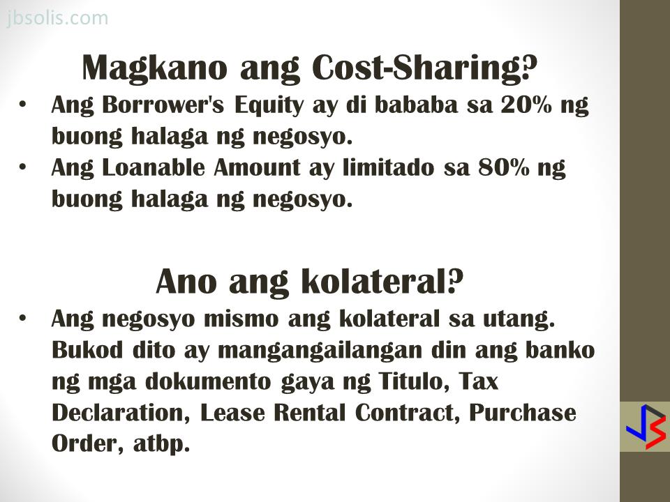 Enterprise Development And Loan Program Ofw Loan Of Up