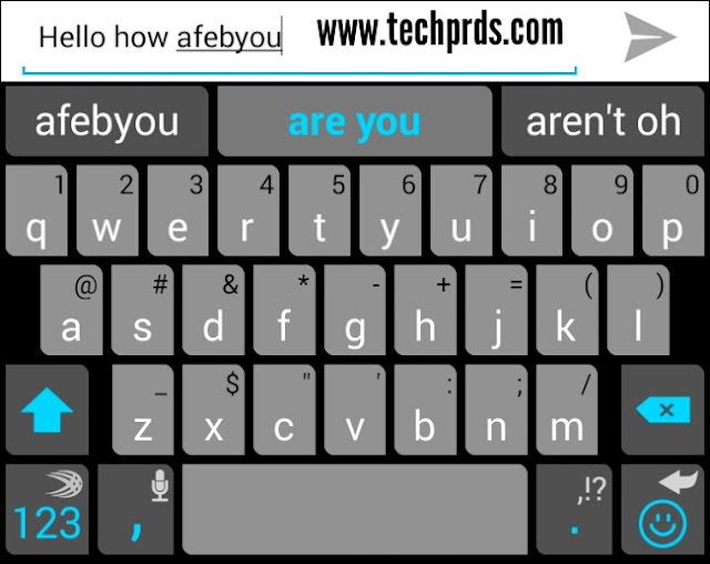 How to with easy change the keyboard on your smartphone