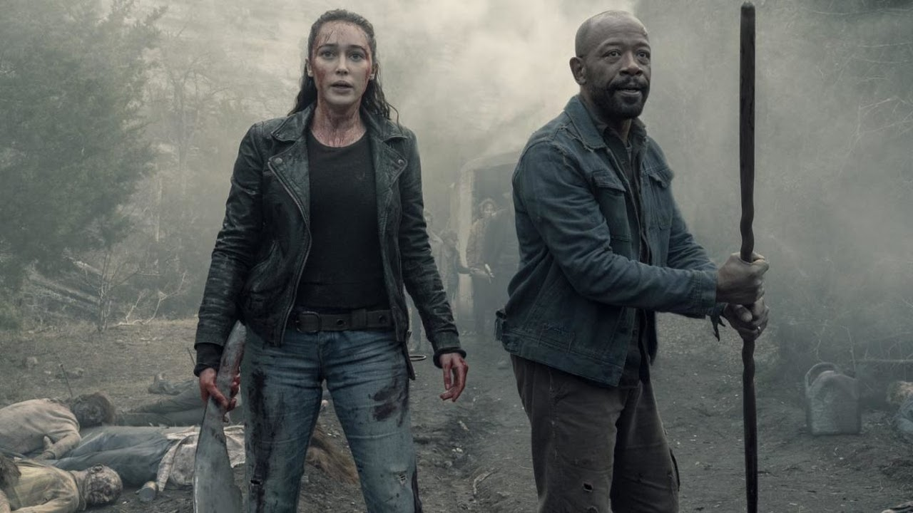 Produção de Fear the Walking Dead é adiada em três semanas