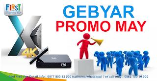 First Media Gebyar Promo 2017