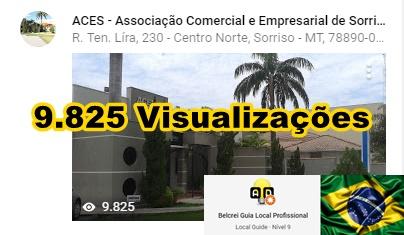 ACES - Associação Comercial e Empresarial de Sorriso MT