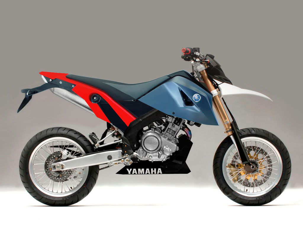 Modifikasi Motor Yamaha