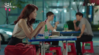 Sinopsis Let's Eat 3 Episode 11