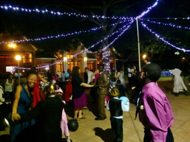 Night to Shine was specially designed for people with special needs, Tim Tebow Foundation Prom in Uganda Africa