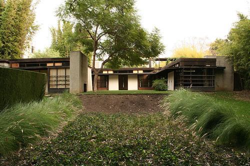 La Architecture 4u Kings Road House Rudolf Schindler 1922