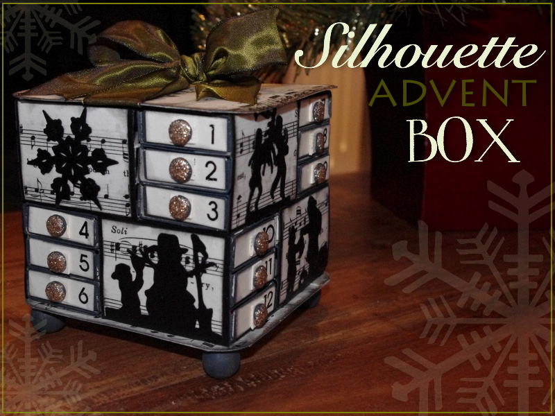 creative try als advent calendar boxes. Black Bedroom Furniture Sets. Home Design Ideas