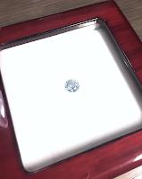 お客様の持ち込まれたダイヤモンドルースの写真