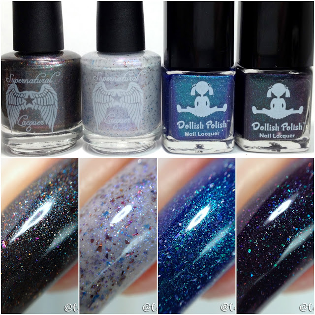 90's Sci-Fi Quad-Supernaural Lacquer & Dollish Polish